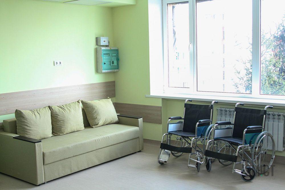 Сучасне хіміотерапевтичне відділення