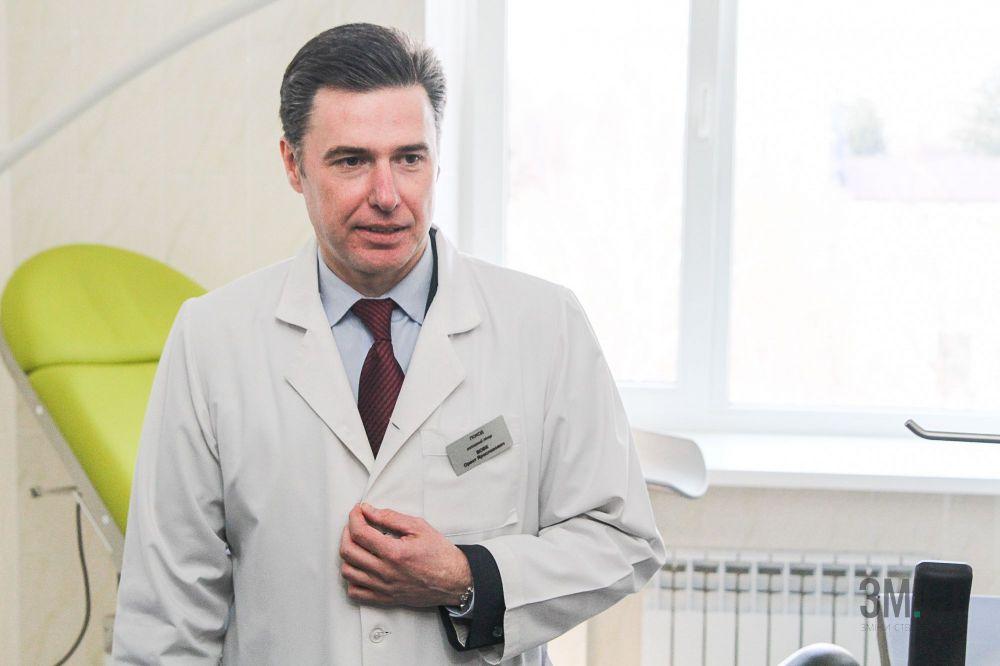 Орест Вовк, головний лікар онкодиспанеру