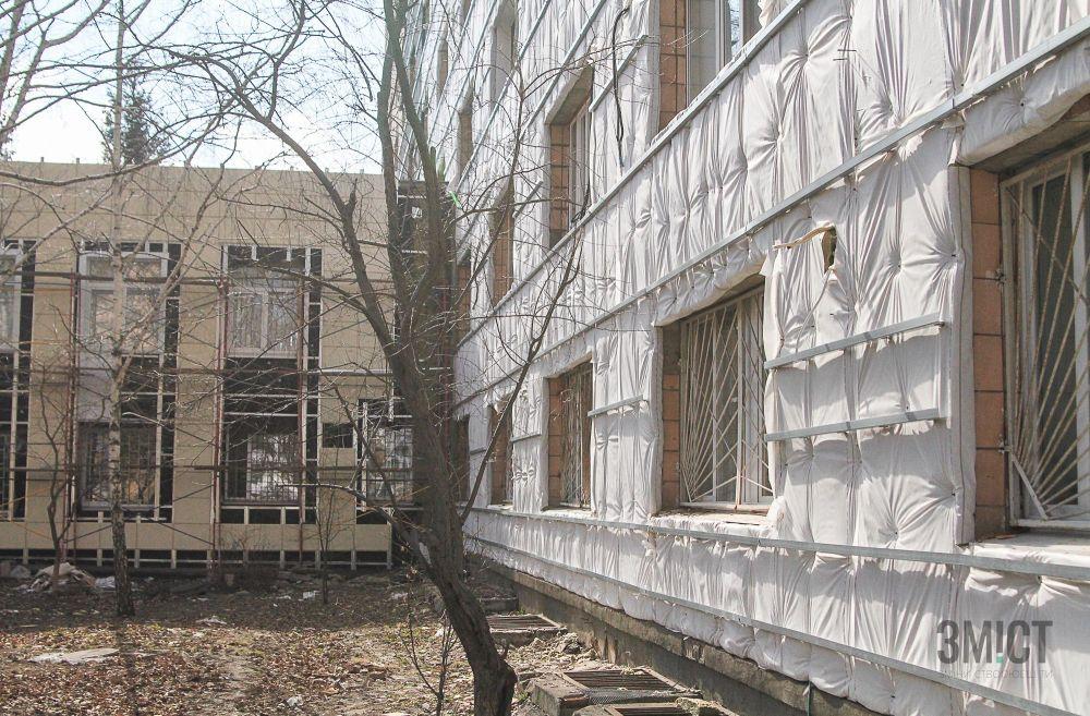 Термомодернізація будівлі