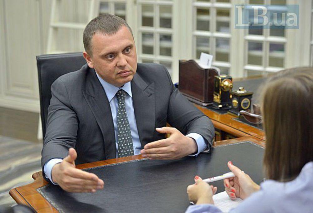 Член ВРП, почесний консул Мальти Павло Гречківський (джерело – LB.ua)