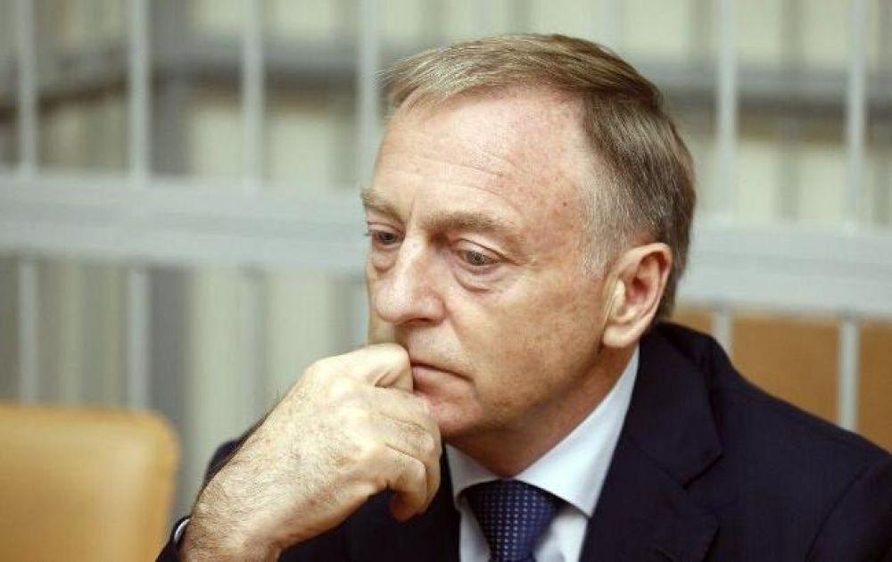 Олександр Лавринович у суді (джерело – УНІАН)
