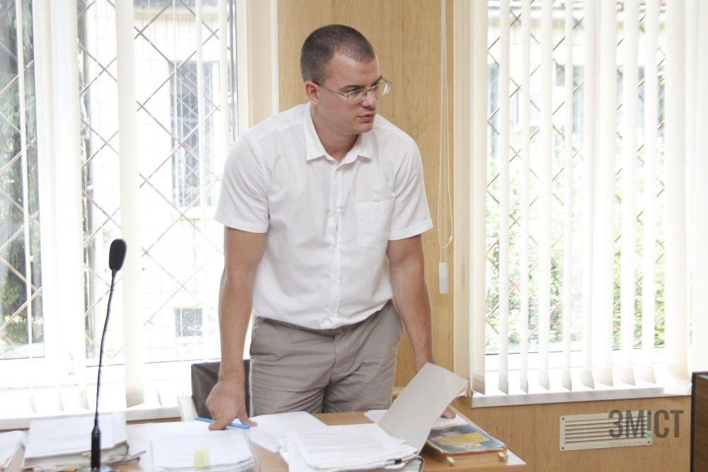 Прокурор Руслан Пічугін