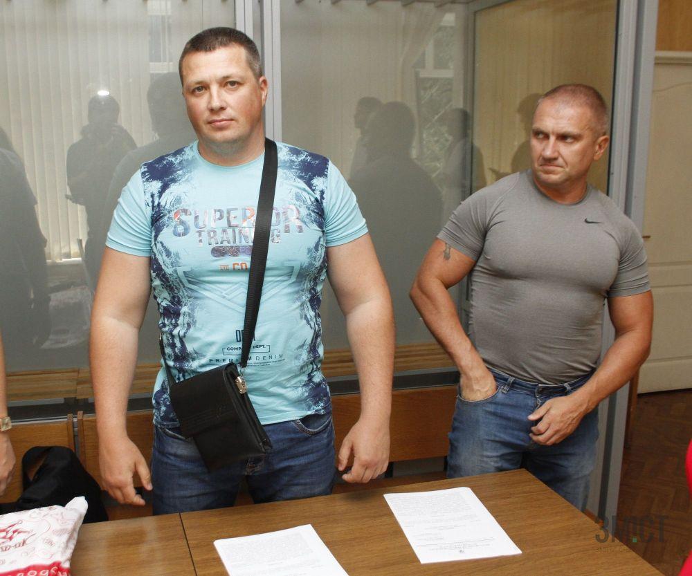 Анатолій Прядко, Євген Усенко