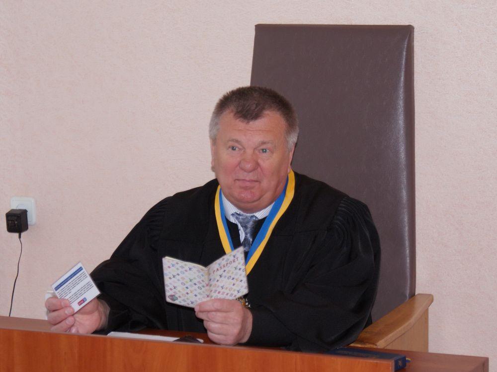 Суддя Струков (джерело – архів автора)