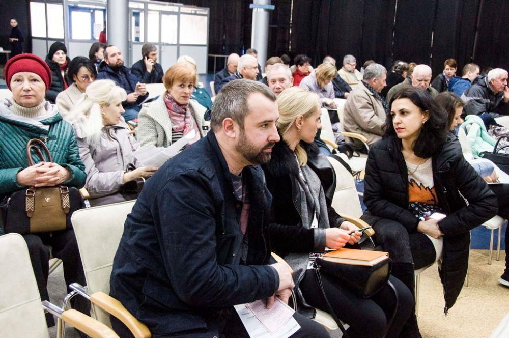 Голови правлінь ОСББ Полтавщини зустрілися з представниками влади